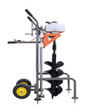 MH214 Hand Push Earth Auger 62cc